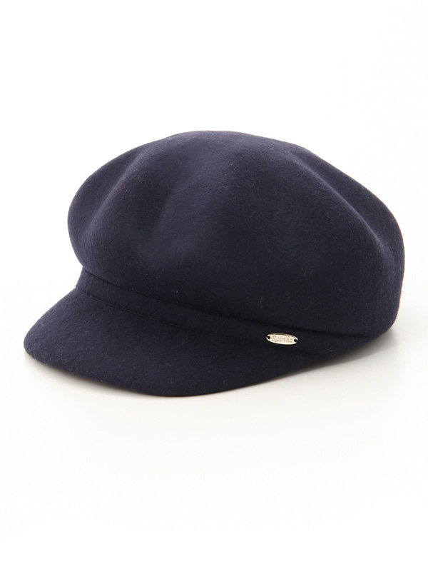 Honeys(ハニーズ) 【GLACIER】 ウールキャスケット帽