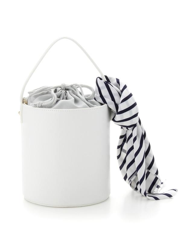 PVCバケツ型巾着Bag