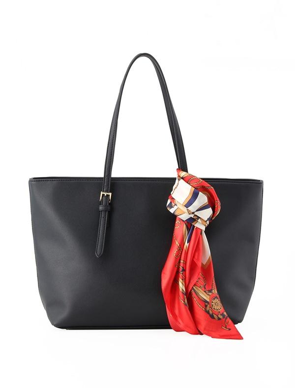 PVCスカーフ付Bag