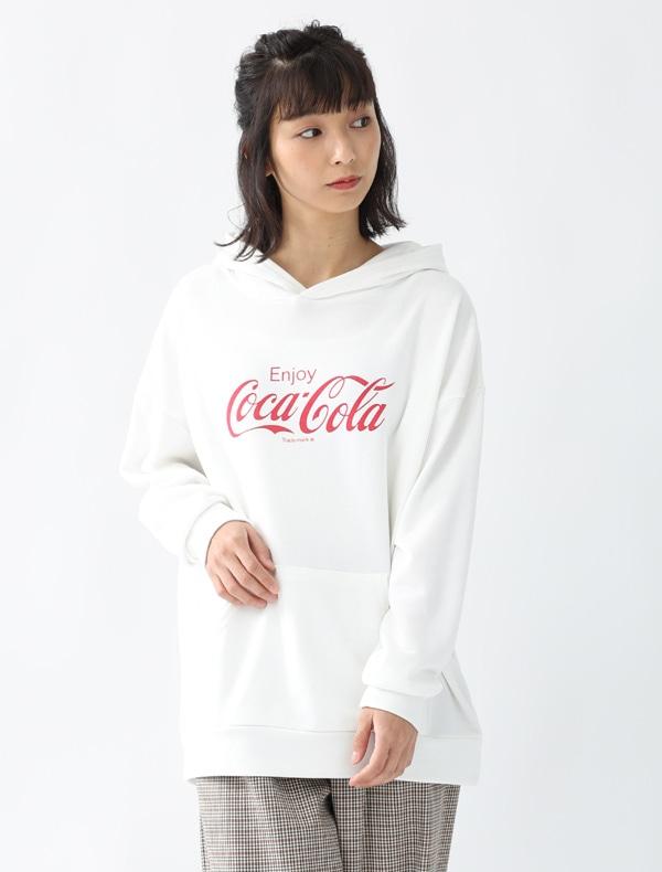 コカコーラパーカー