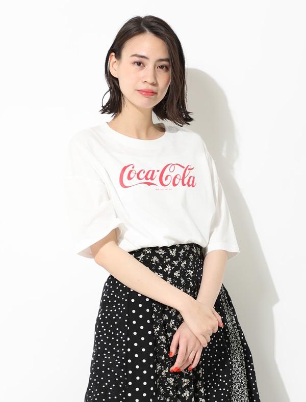 コカコーラTシャツ