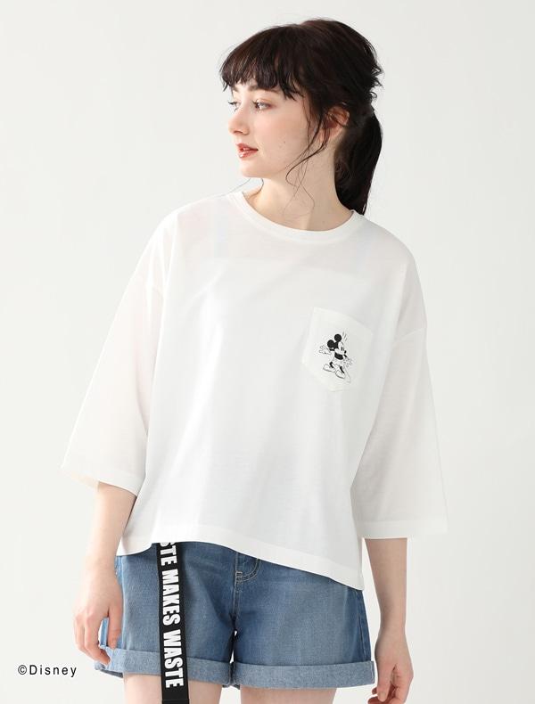 Tシャツ(ミッキー)