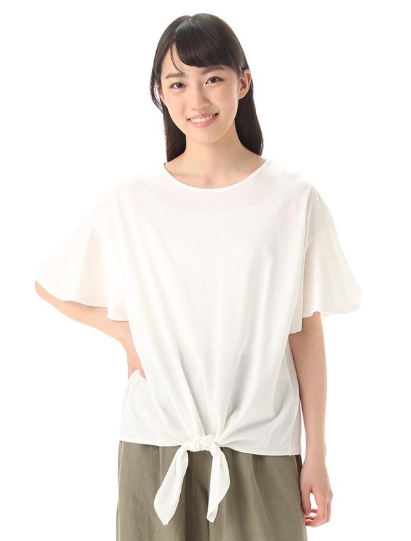 Honeys (ハニーズ) 【GLACIER】 裾縛りプルオーバー