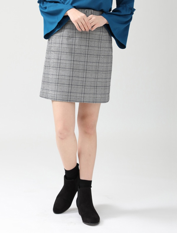 Honeys(ハニーズ) 【C・O・L・Z・A】 共ベルト付台形スカート(12月下旬入荷予定)
