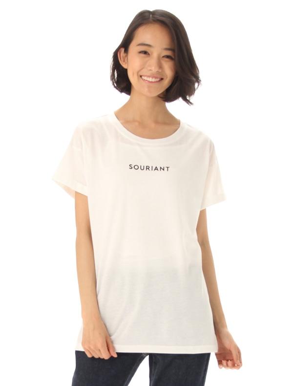 Honeys (ハニーズ) 【GLACIER】 チュニックTシャツ