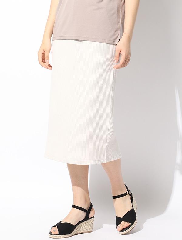 リブナロータイトスカート