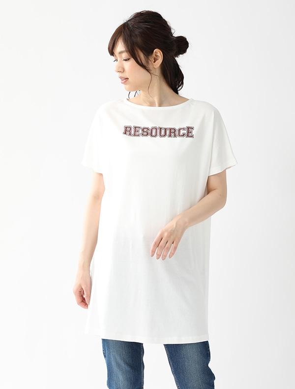 チュニックTシャツ