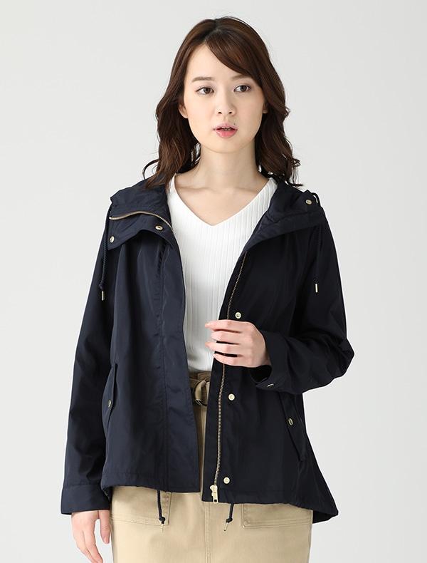 フードジャケット