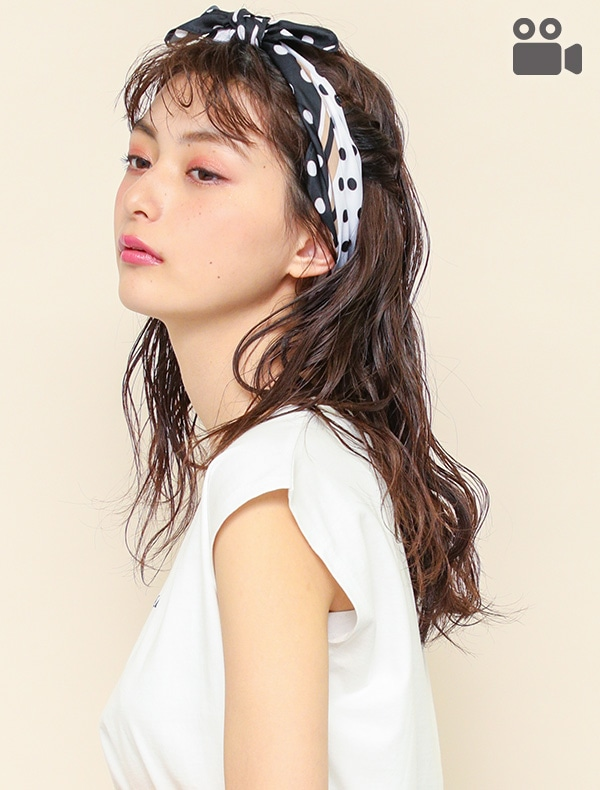 スカーフ(小)