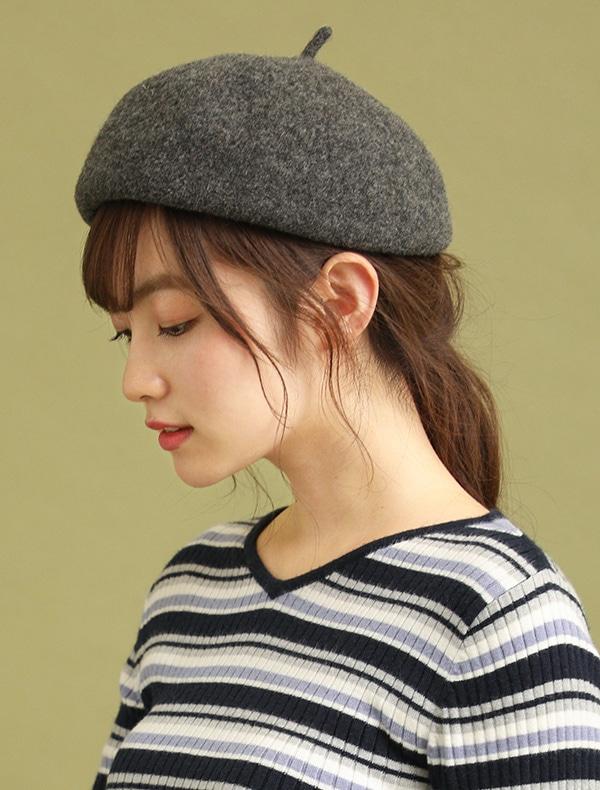 コロコロベレー帽