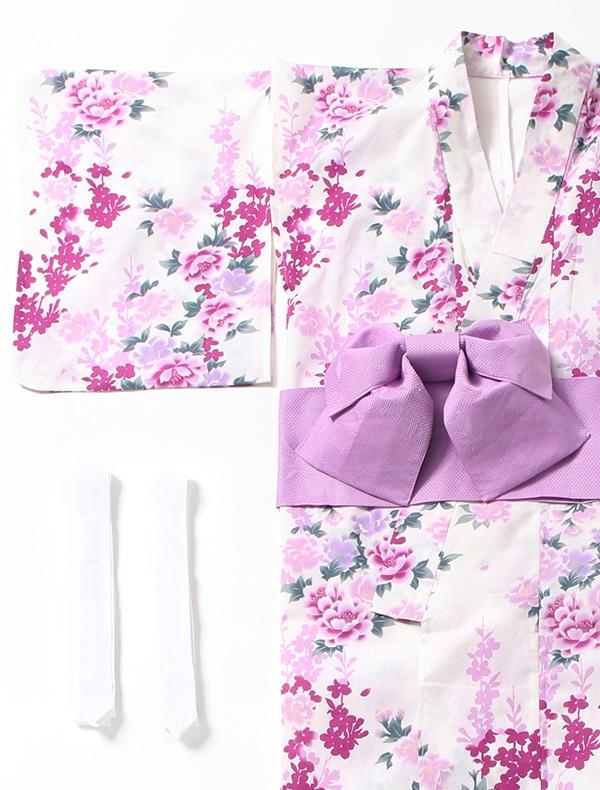浴衣オフ×桜