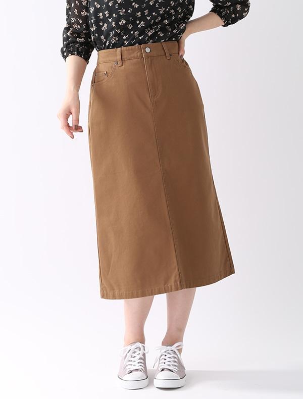 チノAラインスカート