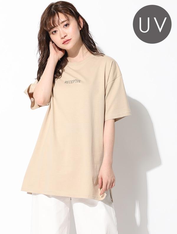 チュニック丈Tシャツ