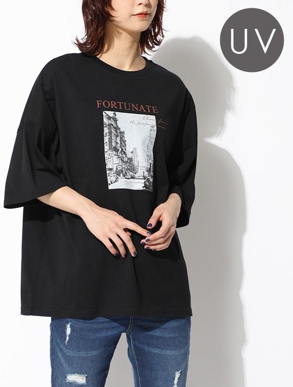 フォトプリントTシャツ(6月下旬入荷予定)