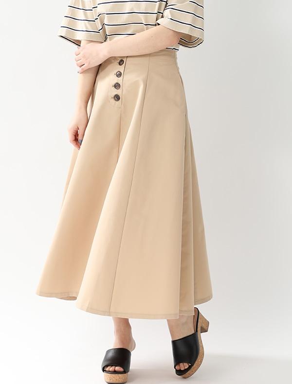 チノフレアスカート
