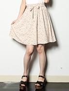 共リボン付スカート(OT)