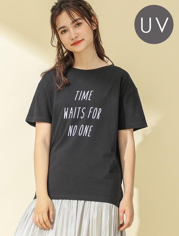 半袖ロゴビックTシャツ