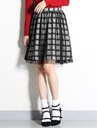 チュールスカート(OT)