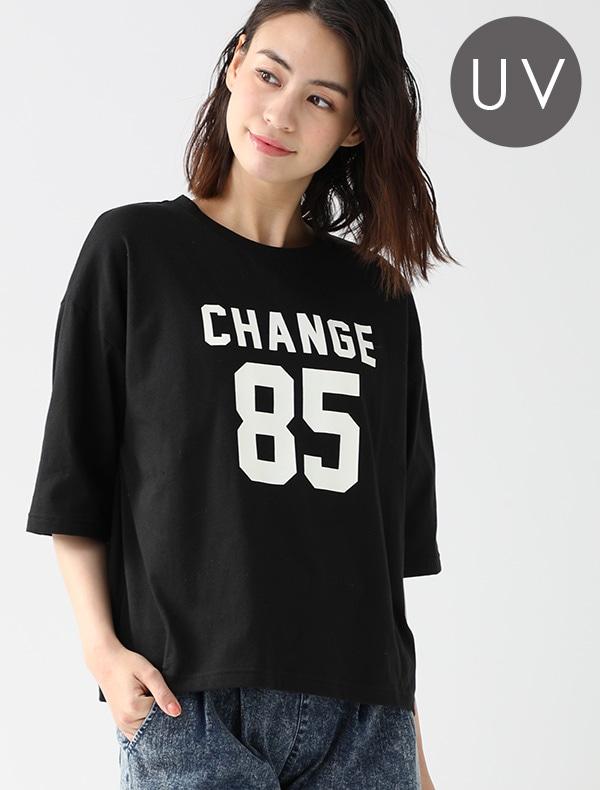 ナンバーロゴTシャツ