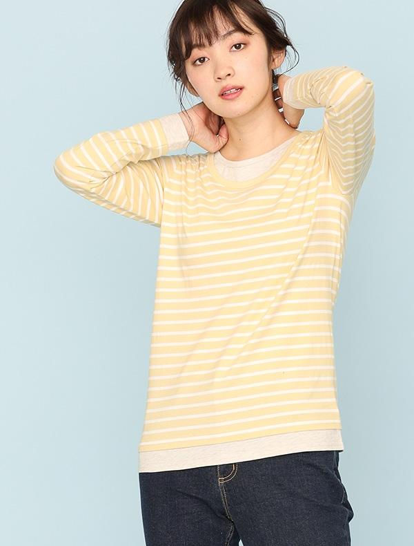 みせかけTシャツ