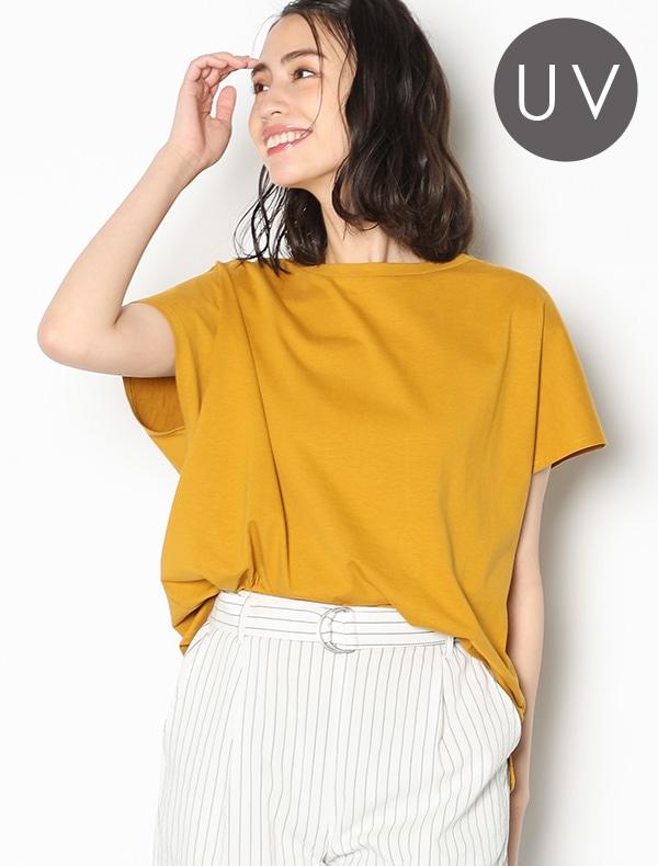 後タック使いTシャツ