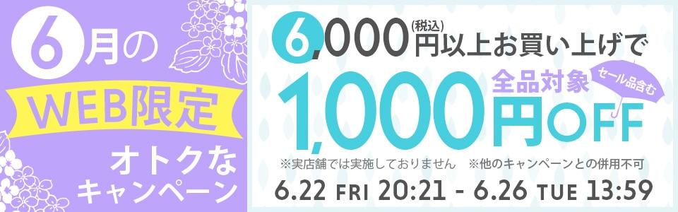 6000円で100OFF